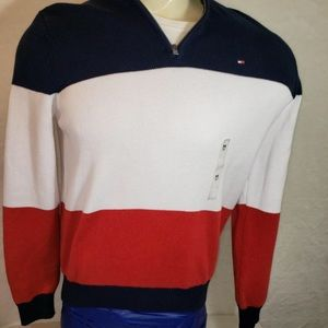 Tommy Hilfiger men's pullover sweater size M